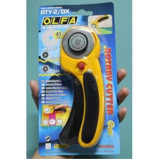 Rotary Cutter RTY-2DX Olfa JAPAN