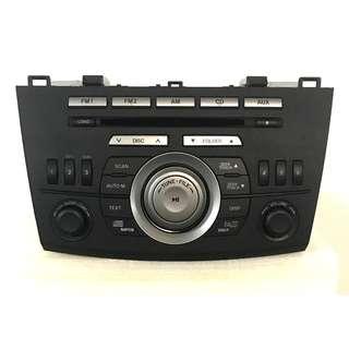 ORIGINAL HEAD UNIT FOR MAZDA BL SERIES 2009-2013 RADIO UNIT CONTROL