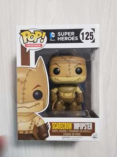 Scarecrow Batman Funko pop