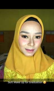 Makeup MUA certified, predwed makeup