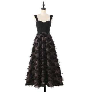 Dress gown ( Starry, corset )