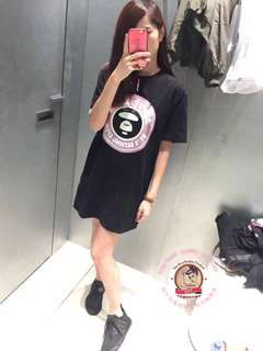 AAPE dress (100%authentic)