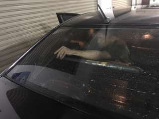 Car Window Tinting / Solar film