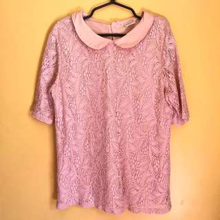 Scoop Project Blouse