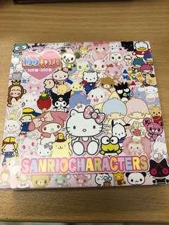 Sanrio characters 摺紙 100款