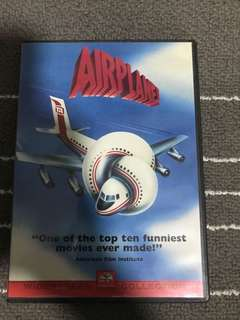 Airplane Movie dvd