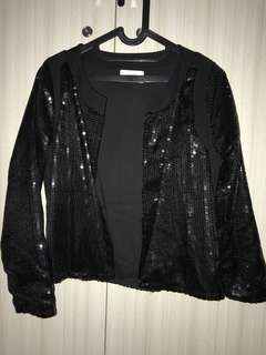 GAUDI beads black outer size S