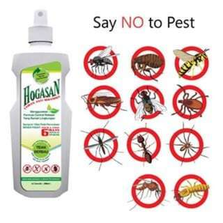 Hogasan Cairan Anti Serangga
