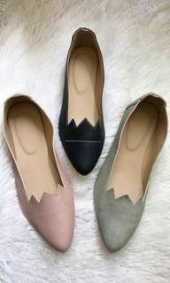 POINTED SHOES 💕