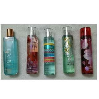 Imported Bath and Body Works Perfume