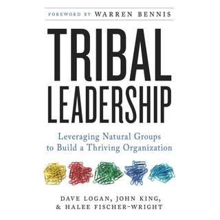 Tribal Leadership: Leveraging Natural Groups to Build a Thriving Organization by Dave Logan, John King - EBOOK