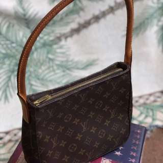 AUTHENTIC LOUIS VUITTON MONOGRAM POCHETTE ACCESSOIRES POUCH FL0012