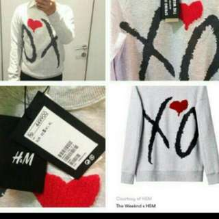 Jaket Hnm The Weeknd