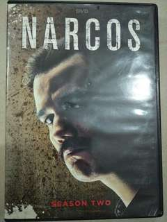 Marcos season 2 English drama DVD