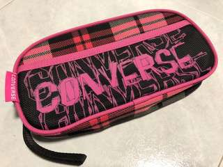 Authentic Converse Pencil Case/Make Up Pouch