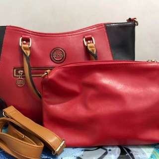 Red Secosana Bag