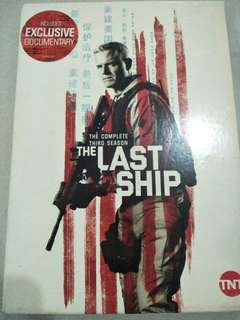 The last ship English drama DVD