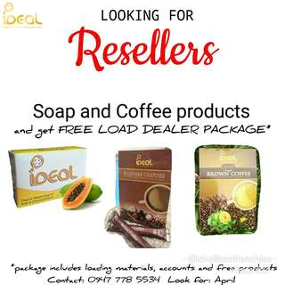 Looking for Active Resellers