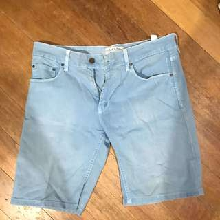 Zara Man Shorts