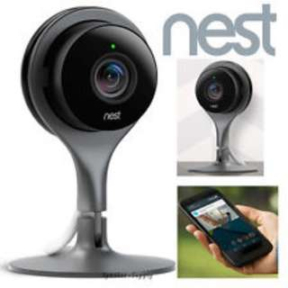 NEST Security IP Camera from UK