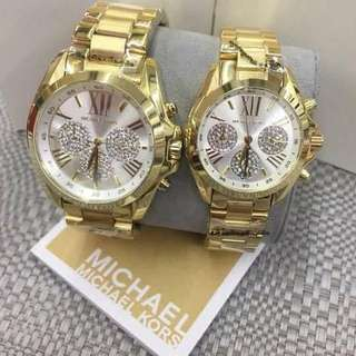 Diamonds MK Watch