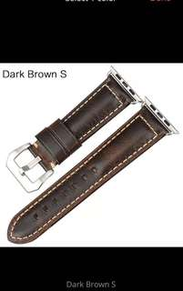 Apple Leather Watch Strap