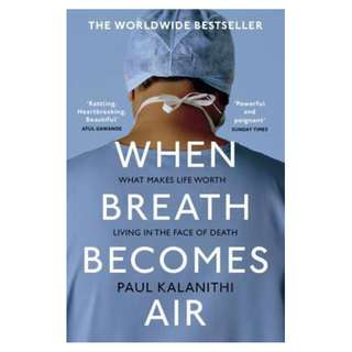 When Breath Becomes Air : What makes a life worth, living in the face of dead. Nominiert: Pulitzer Prize for Biography or Autobiography 2017, Nominiert: Wellcome Book Prize 2017
