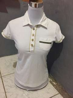Natasha polo shirt