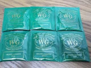 TWG 茶包 Grand Jasmine Tea 6包 (不散賣)