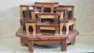 小型佛像桌椅