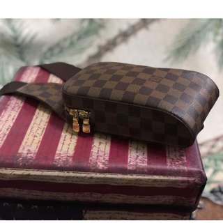Prelove Damier Geronimos Sling bag