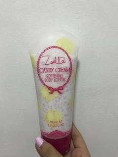Zoella Beauty Candy Cream Softening Body Lotion