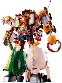 Bandai Chogokin Toy Story Combination Robo (Robot) Sheriff Star Woody