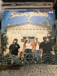 Suicidal Tendencies - LP