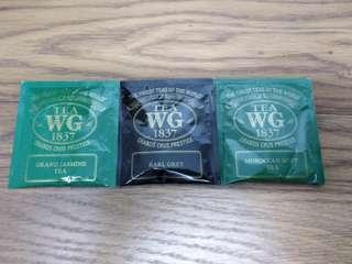 TWG 茶包 3款各1包 (不散賣)