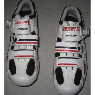 Scott bike shoes for SPD (for MTB bicycle cleat pedal)