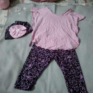 Gamis anak/baju muslim