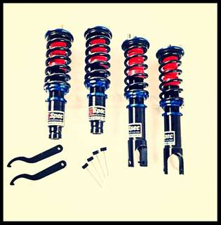 D1 Specs Coilover Honda Fit (Bonus Package)