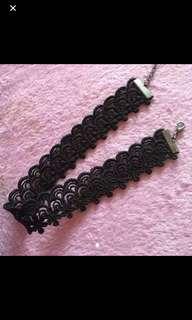 CHOKER BLACK