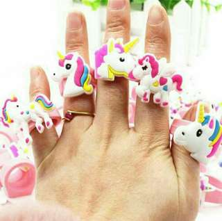Unicorn Ring 1 Dozen