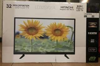 32-inch Flat TV