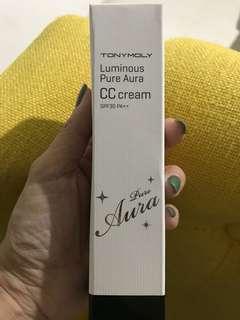 Tony poly cc cream