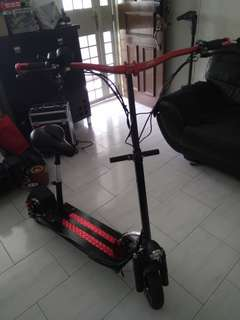 Oem speed way scooter for sale...36v 500w motor..