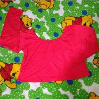 Crop red