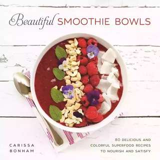 BN hardcover beautiful smoothie bowls