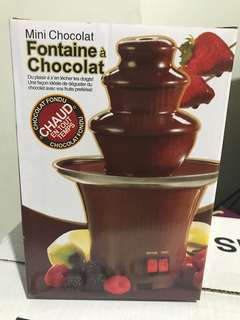 BRANDNEW Mini Chocolate Fountain