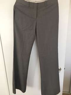 Theory wool dress pant sz 6
