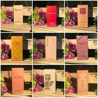 Wholesale Pocket Purse Perfume