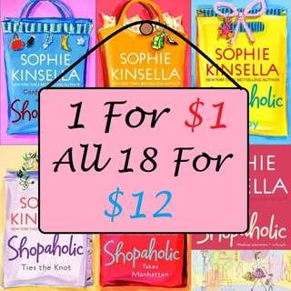 Sophie Kinsella eBooks