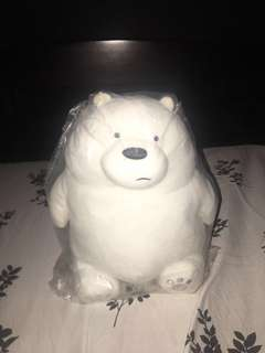 10 inches Ice Bear (We bare bears)